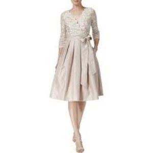 Jessica Howard Formal Knee Length Dress (18/20)